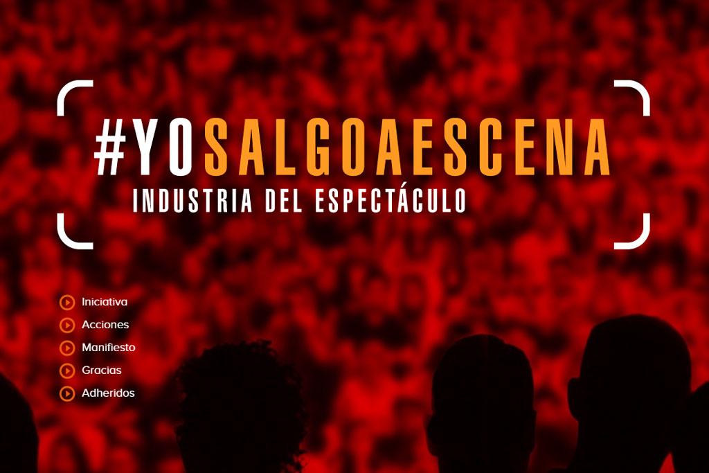 #YoSalgoAEscena