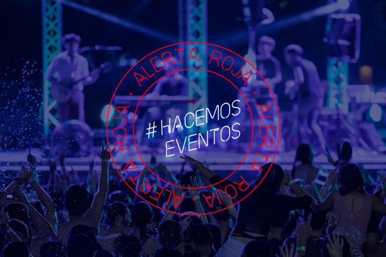 #HacemosEventos Comunicado Movilizaciones 17S – #AlertaRoja